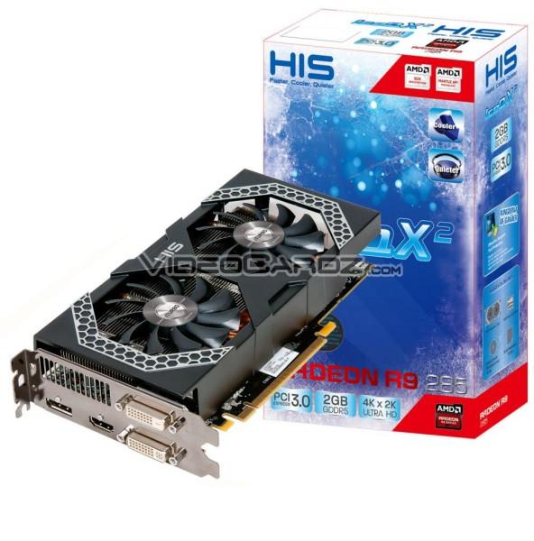HIS-Radeon-R9-285