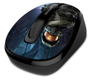 Microsoft Halo 3500 mouse (2)