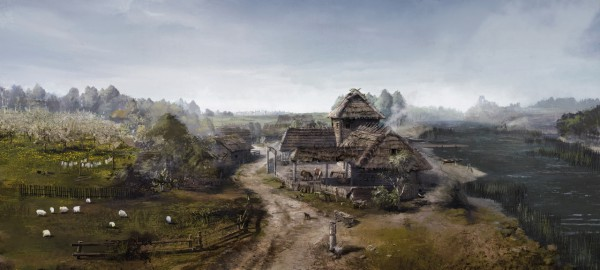 The_Witcher_3_Wild_Hunt_Village