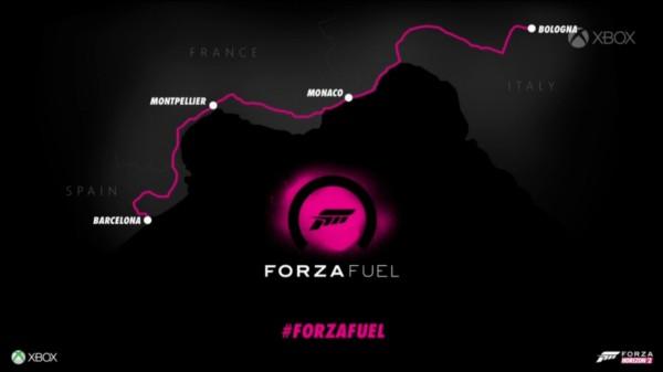 forza fuel