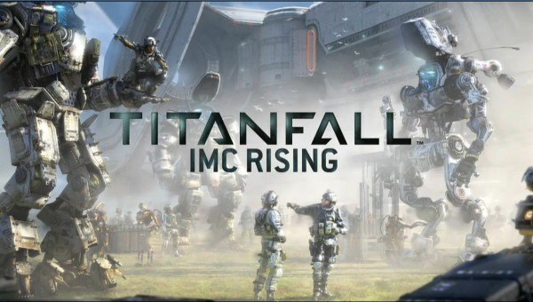 titanfall IMC rising announcement