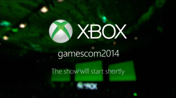 xbox gamescom 2014 header