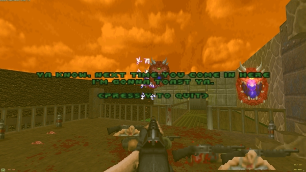 Doom II Hell Revealed screenshots (5)