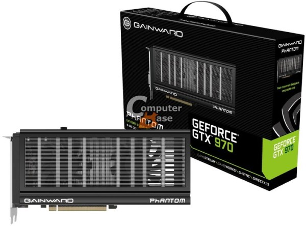 Gainward Geforce GTX970 (2)
