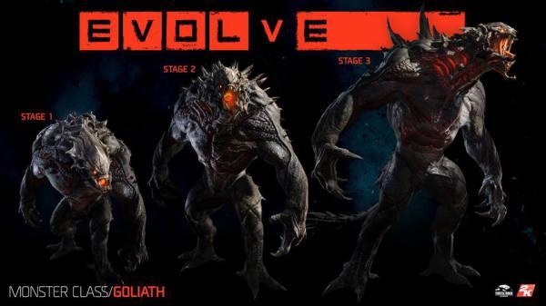 Evolve cover