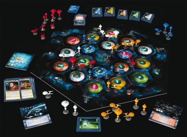 Star Trek Catan was there too, because of course it was.