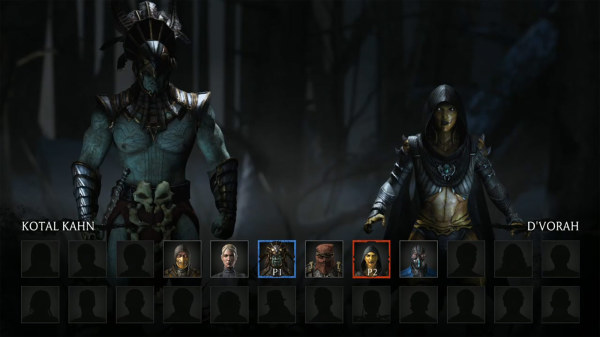 I had D'vorah used against me, and she's pretty damned scary.