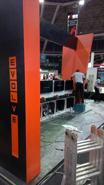 rAge 2014 Evolve teaser