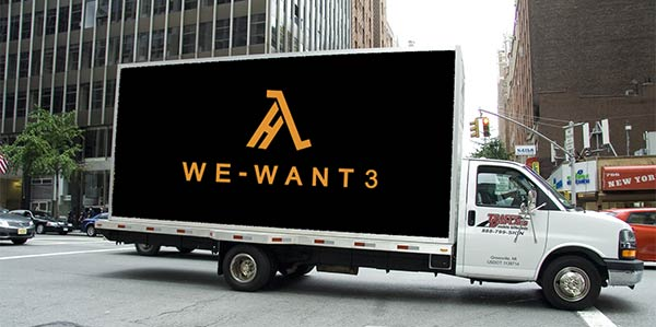 we-want H3 campaign