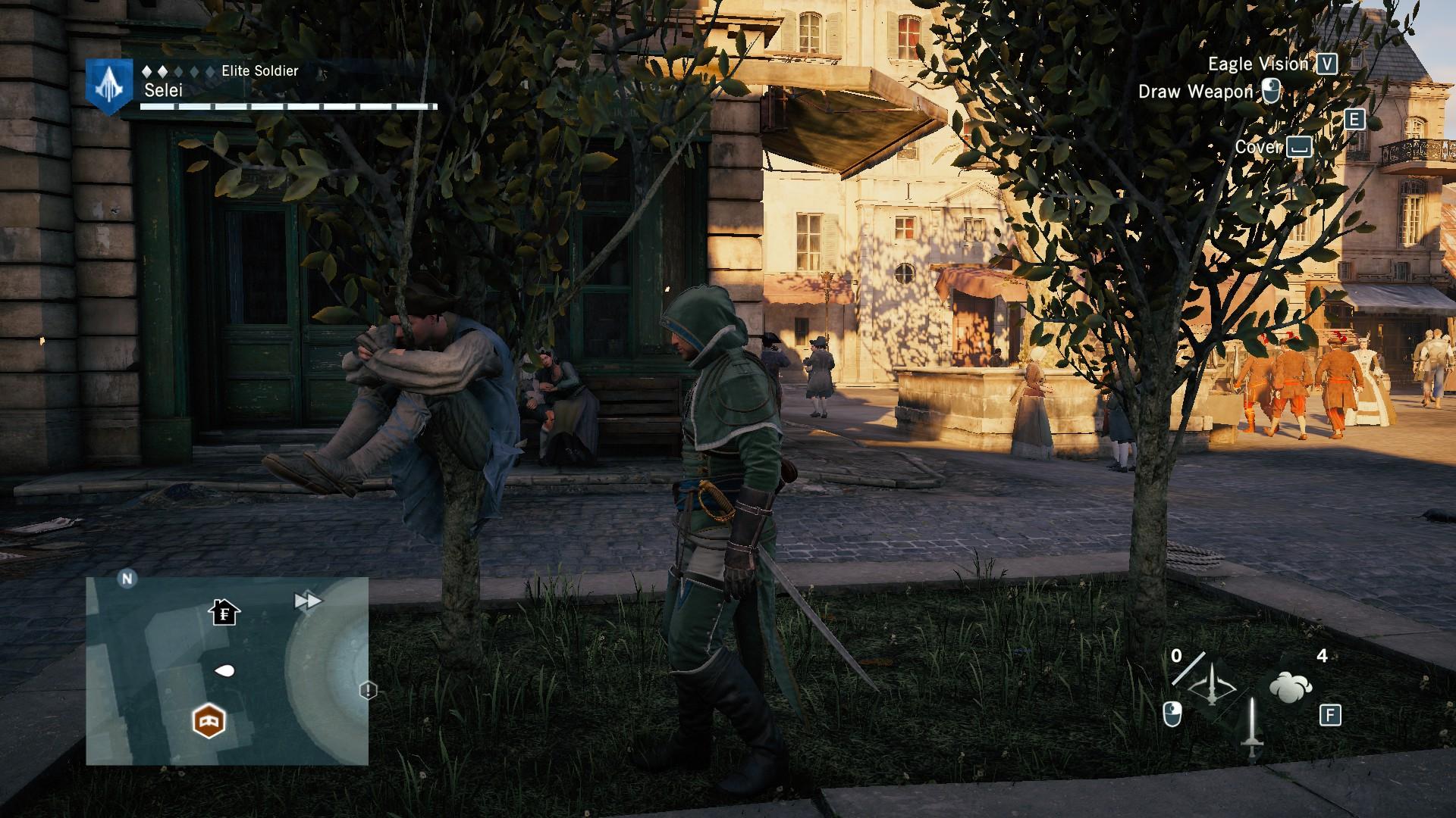 AC Unity glitches (4)