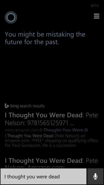 Windows Phone Cortana personal assisstant (4)