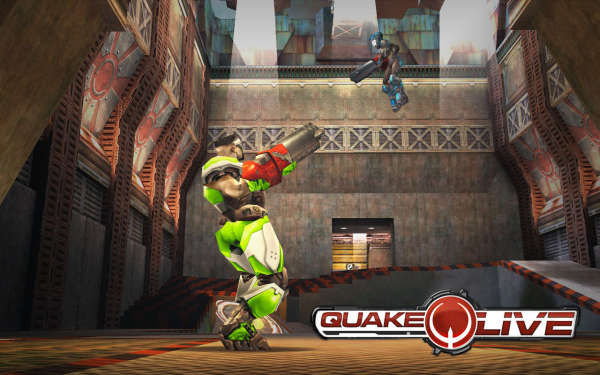 Remember when Quake Live was actually good?