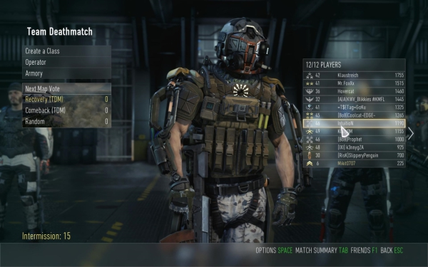 This is a TDM lobby. Notice anything different?