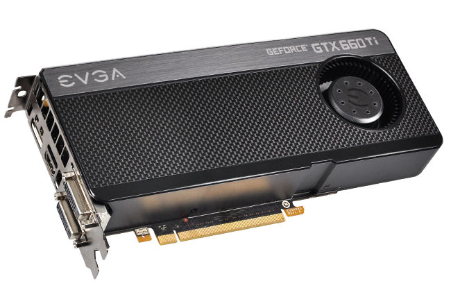 Nvidia Geforce 660Ti