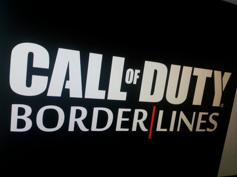 Call of Duty Border Lines teaser (1)
