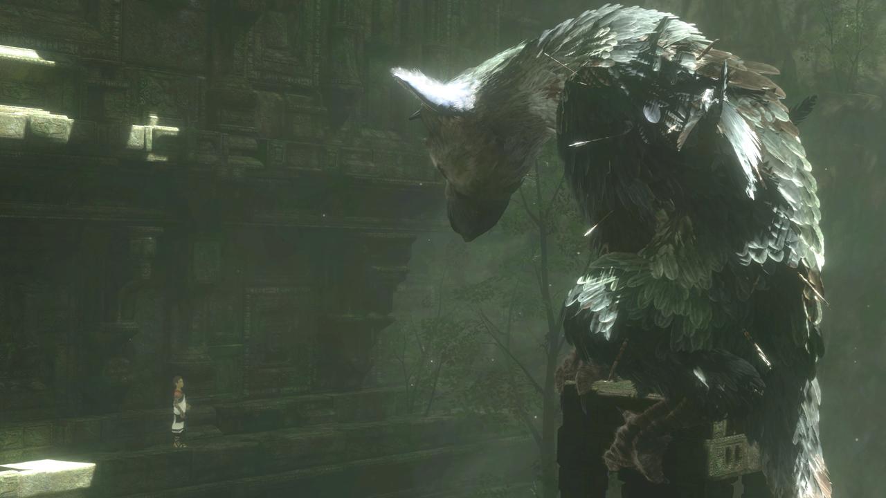 Last Guardian PlayStation 4