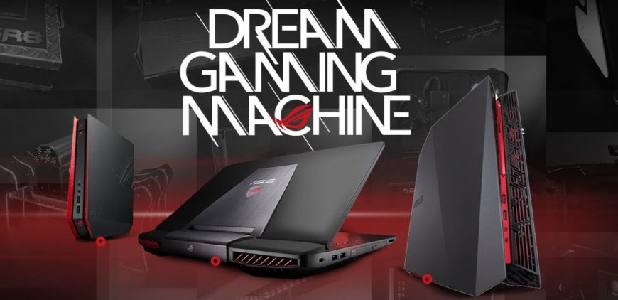 asus rog dream machine 2015