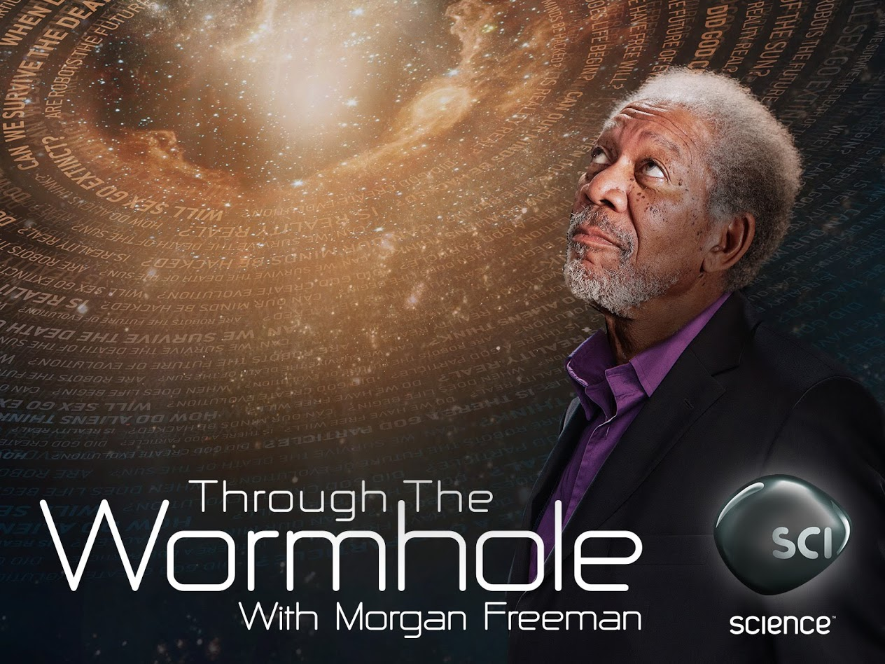 See? Morgan Freeman totally digs science and shit.