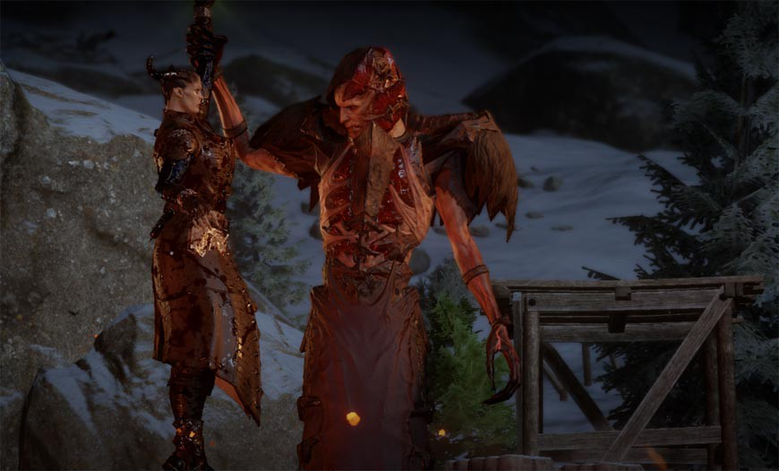 Dragon Age Inquisition Qunari image 2