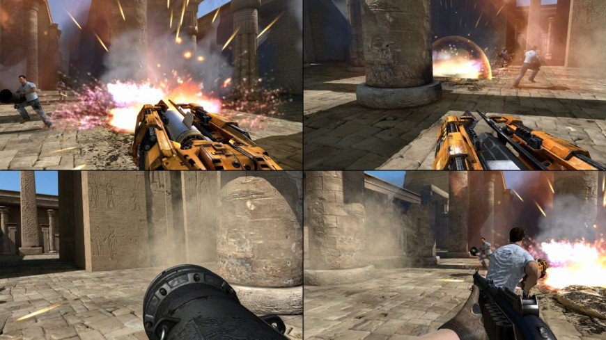 Serious_Sam_Split_Screen_MPdasdsadPlayer