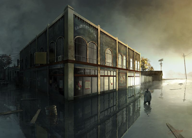 alan_wake_2_artwork_flooded_city