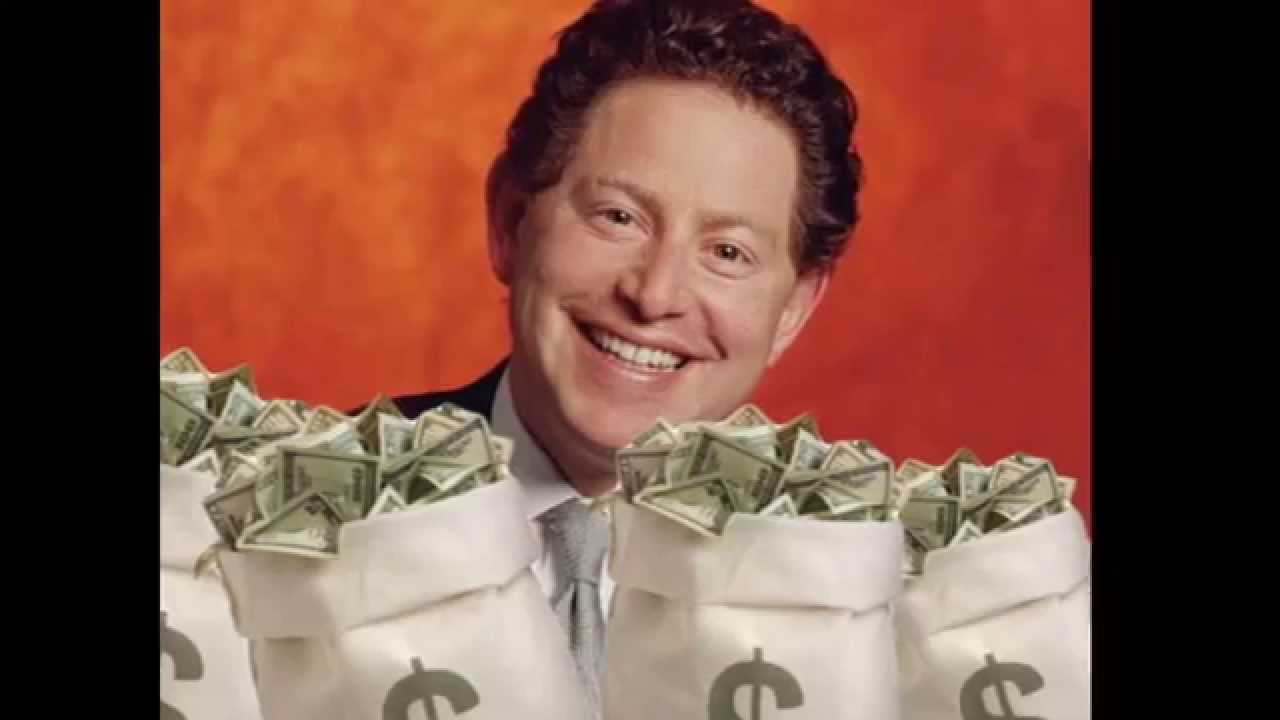 bobby kotick evil money