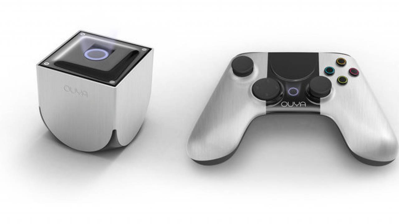 Ouya home of the 99 android console is allegedly up for sale nag - Console de salon android ...