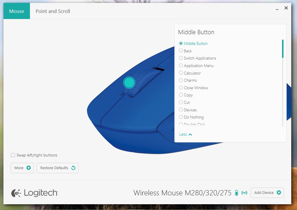 Review: Logitech's M280 Wireless Mobile Mouse | NAG
