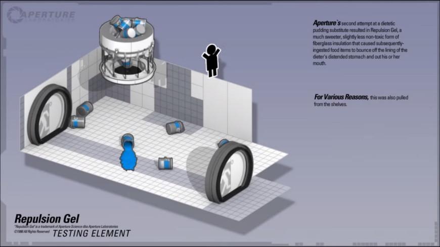 Portal 2 teaser screenshot
