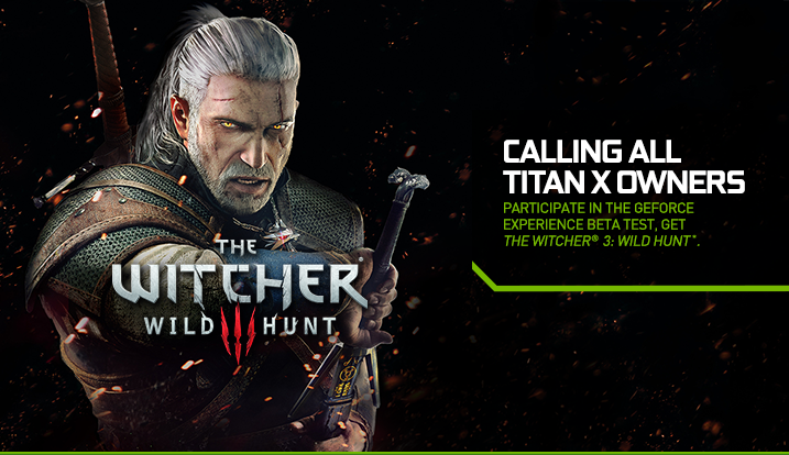 Nvidia Is Trialling Using Geforce Experience To Redeem