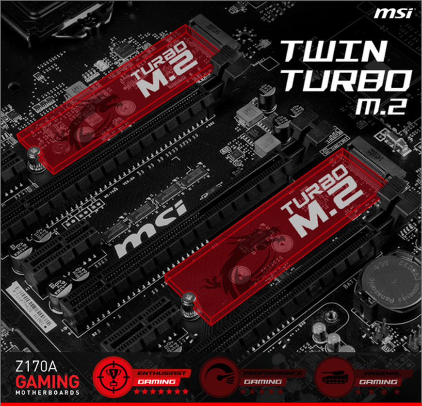 MSI Z170A updates (2)