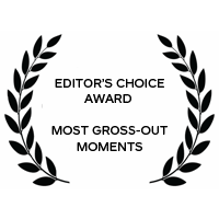 NAG editors choice award most gross out moments
