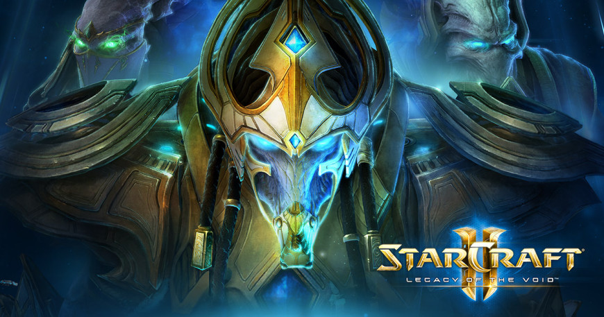 StarCraft 2 Legacy of the void cover