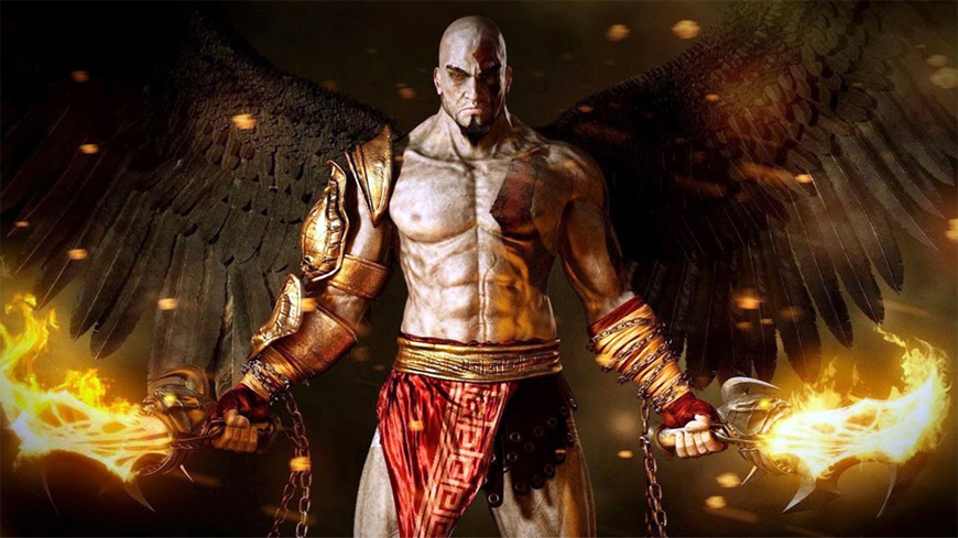 kratos god of war iii