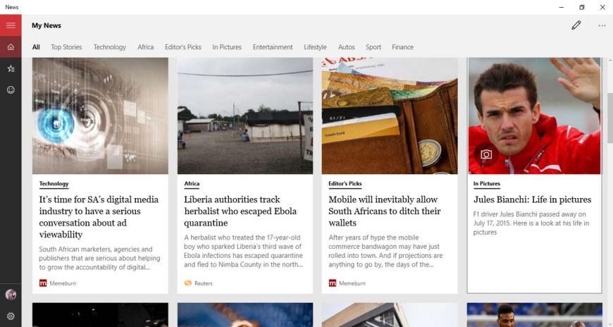 windows-10-news-app