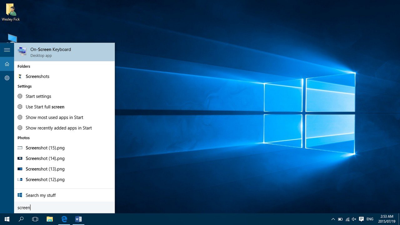 Virtual Calendar Wallpaper : A final look at windows in beta part nag