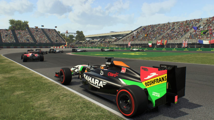 Review: F1 2015