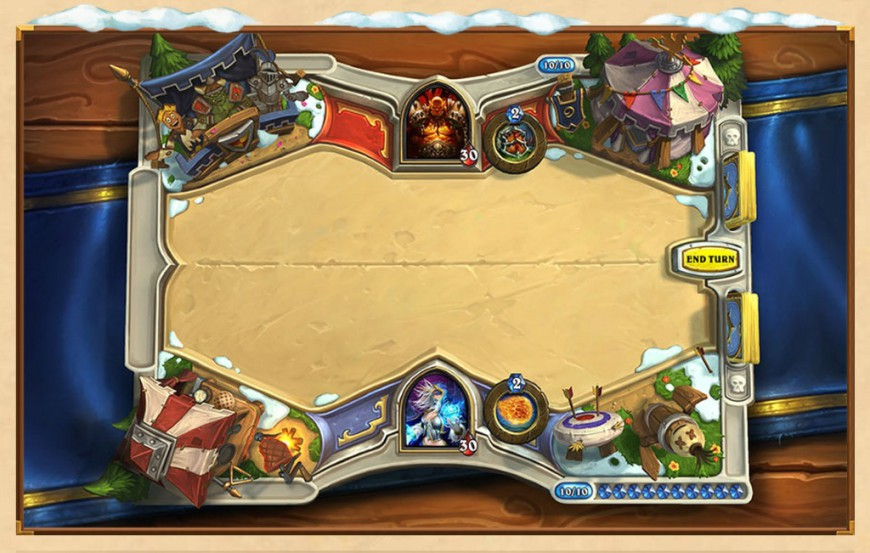 hearthstone_TGT_board