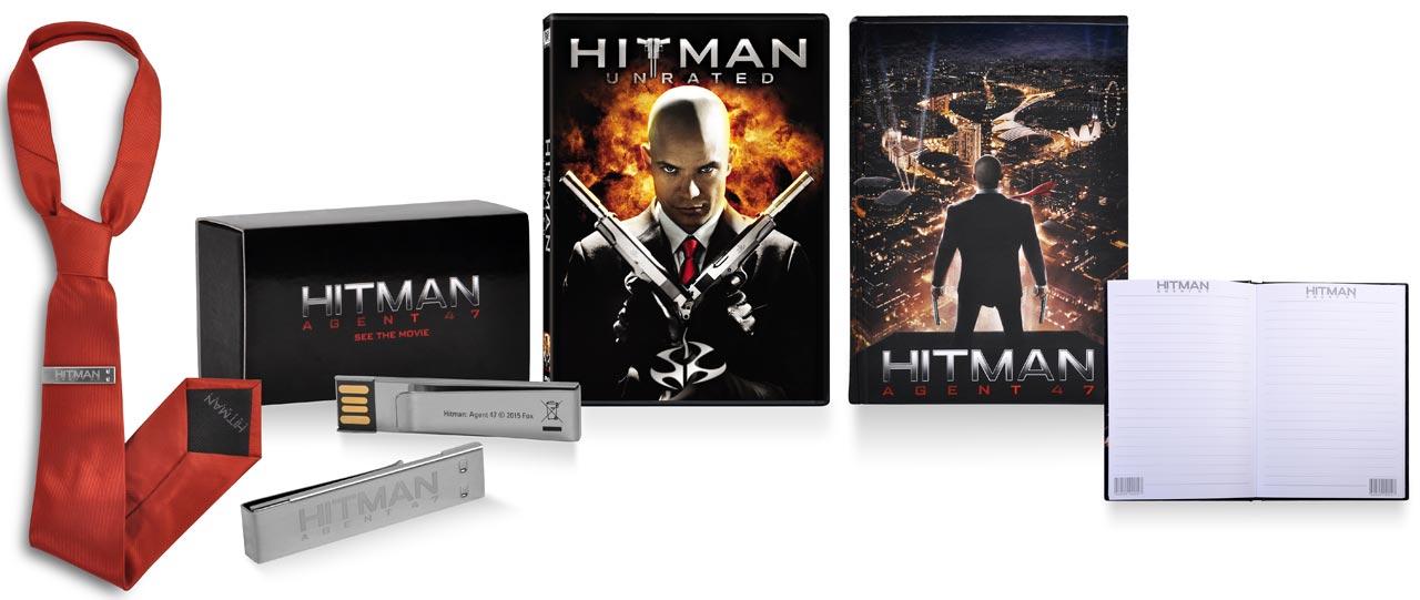 Hitman-Pack