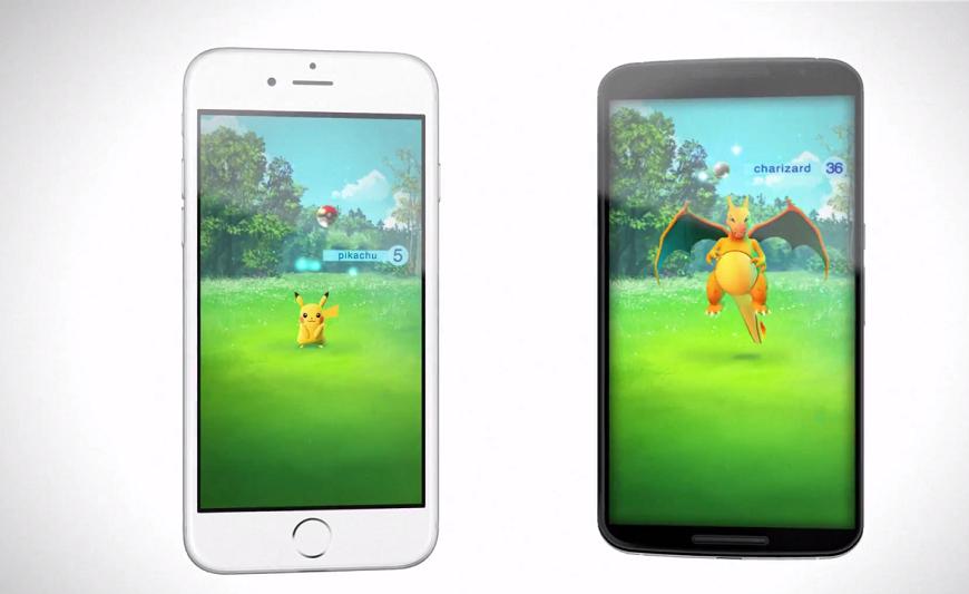 Pokemon Iphone Game Go