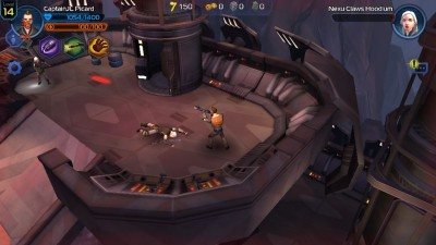 Star Wars Uprising Screenshot 3