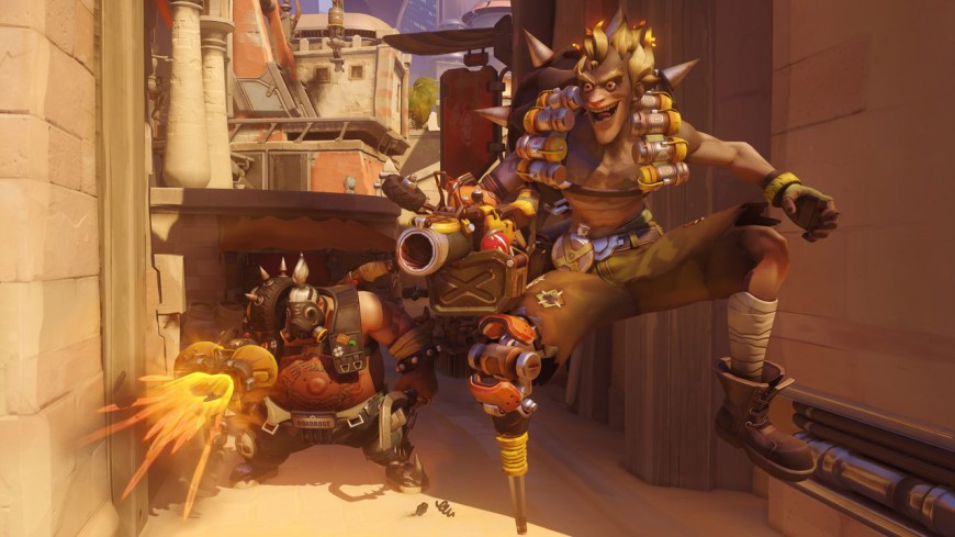 overwatch_junkrat_roadhog