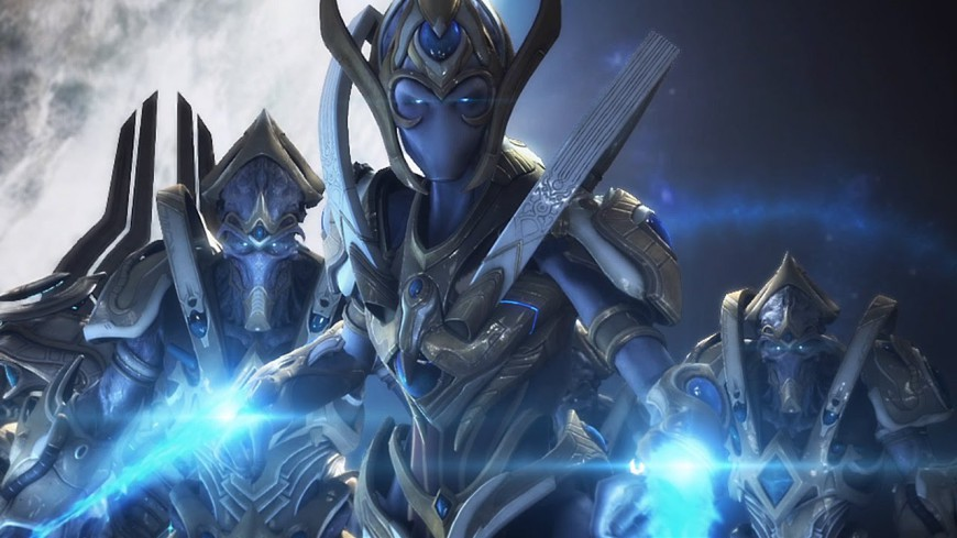 Protoss Starcraft 2 Legacy of the Void