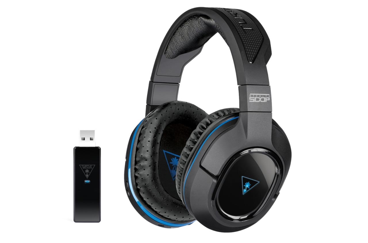 How To Use Turtle Beach Stealth P On Pc
