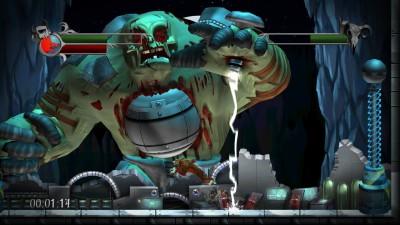 Blood of the Werewolf - boss fight