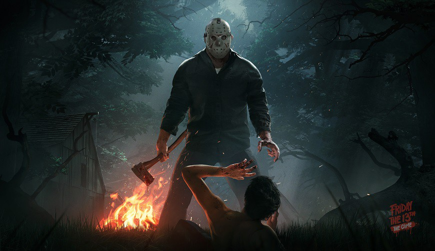 Friday the 13th The Game cover