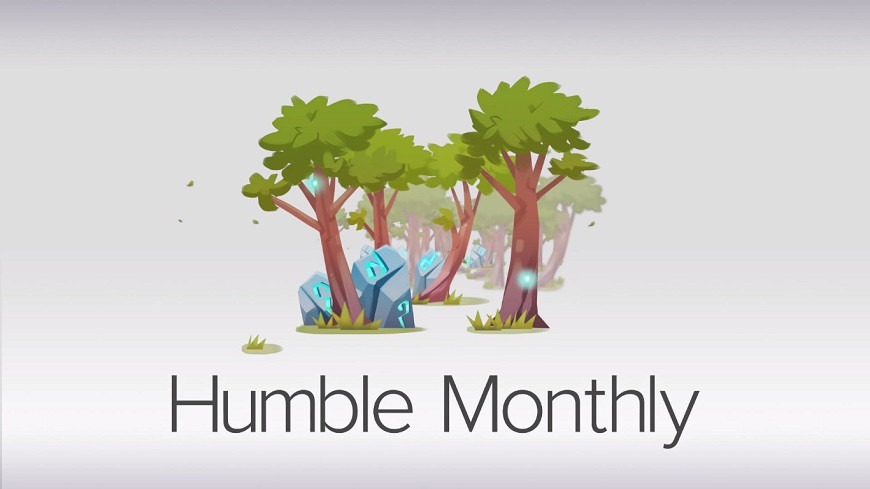 Humble Monthly Bundle