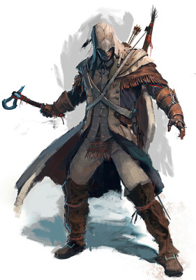 Native_Assassin_Connor_concept