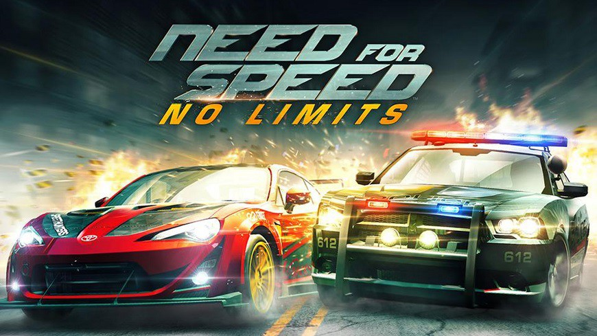 Need for Speed No Limits cover