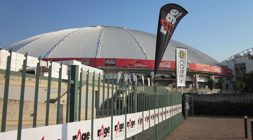 Rage dome